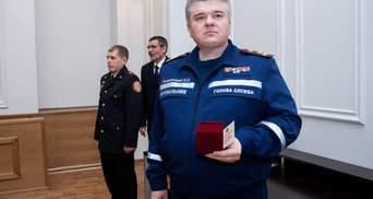 Сергій Бочковський заявив на суді, що у нього стріляли