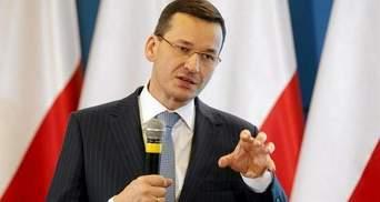 Глава польского правительства прокомментировал заявления Трампа на встрече с Путиным