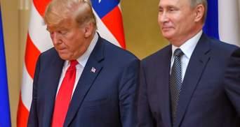 Конгресс США может сдержать Трампа и Путина с помощью нескольких шагов, – СМИ