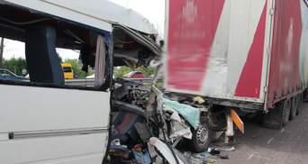 ДТП под Житомиром: в полиции уточнили информацию о погибших и травмированных