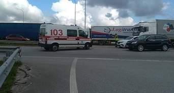 В полиции сообщили, из-за чего могло произойти смертельное ДТП на Житомирщине