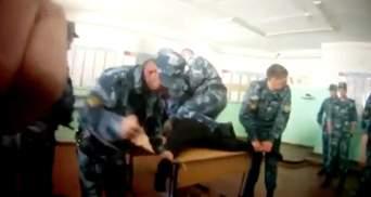 Як у Росії катують ув'язнених: оприлюднено резонансне відео (18+)