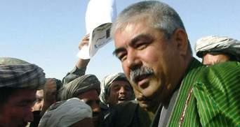 Смертник атаковал кортеж вице-президента Афганистана