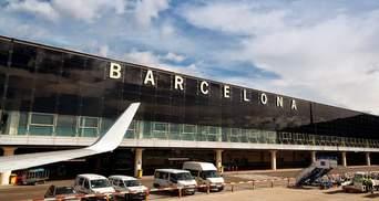 Українські туристи застрягли в іспанській Барселоні