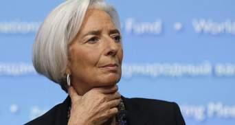 В Буэнос-Айресе совершил аварийную посадку самолет с главой МВФ на борту