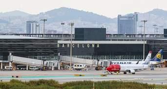 За українськими туристами, що застрягли в Барселоні, вже вилетів літак