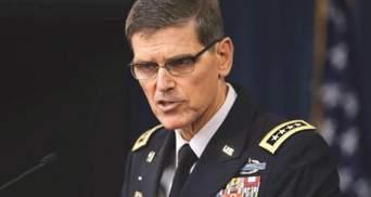 Американський генерал висловив сумнів щодо співпраці США та Росії в Сирії