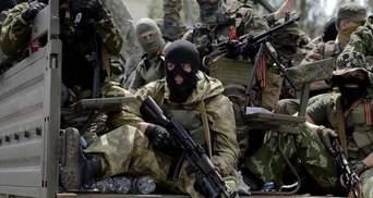 Забули, що мінували: проросійські бойовики підірвалися на власному мінному полі