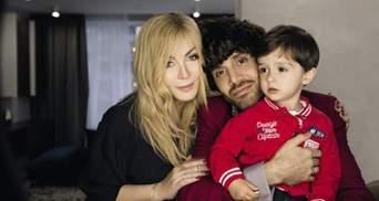 Это мое вдохновение, – Ирина Билык очаровала снимком своего сына