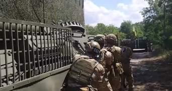"""Штурм з боку СБУ бази """"Правого сектора"""": активісти оприлюднили деталі фейку"""