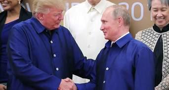 В Госдепе США озвучили, о чем договорился Трамп с Путиным