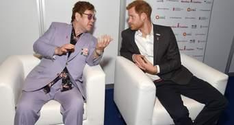 Элтон Джон и принц Гарри запускают совместную кампанию по борьбе со СПИДом