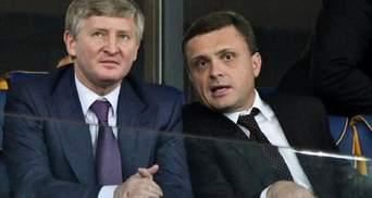 Левочкин, Ахметов и Медведчук: как олигархи поделили кандидатов в президенты