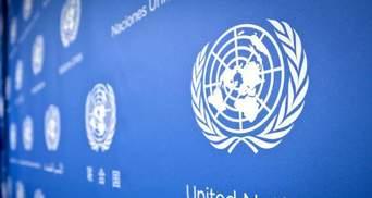 В ООН заявили про недостачу грошей