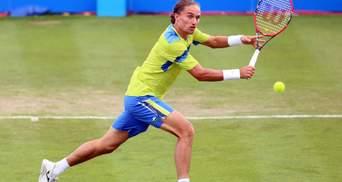 Долгополов та Стаховський піднялися в рейтингу ATP