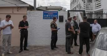 """Полиция задержала вероятных убийц Виталия Олешко """"Сармата"""": фото"""