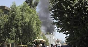 В Афганистане боевики захватили здание правительства