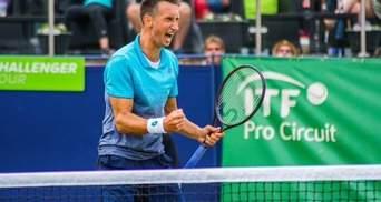"""""""Летучий"""" Стаховский похвастался эффектной победой накануне старта на Wimbledon"""