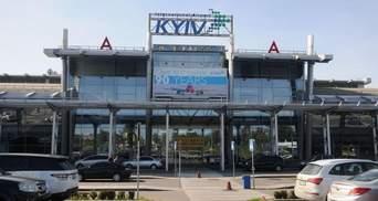 """Скандал в аэропорту """"Киев"""": задерживаются еще 5 авиарейсов"""