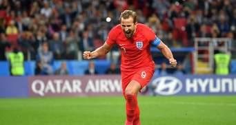 Колумбія – Англія: відео голів та моментів матчу Чемпіонату світу