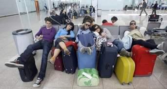 160 туристов не могут вылететь в Украину из популярного курорта в Испании, – СМИ