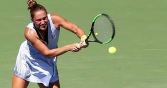 Бондаренко вылетела в первом круге Wimbledon