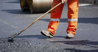 Как фантомный завод ремонтирует дороги в Винницкой области
