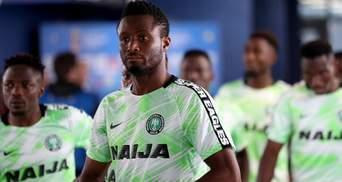 Отца капитана сборной Нигерии похитили перед матчем Чемпионата мира против Аргентины