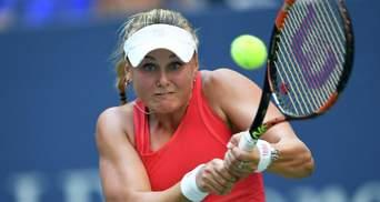 Украинка Козлова проиграла стартовый матч на Wimbledon