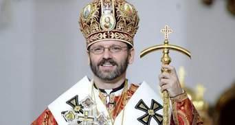 Глава УГКЦ прокомментировал создание единой поместной православной церкви в Украине