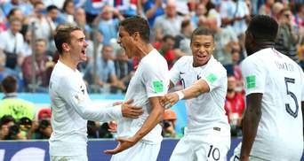 Франція обіграла Уругвай та вийшла у півфінал Чемпіонату світу