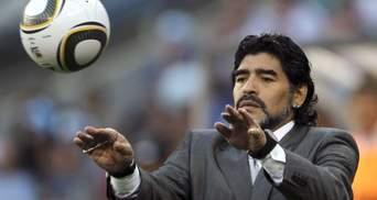 Марадона негативно відгукнувся про суддівство у матчі Колумбія – Англія