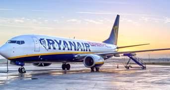 Стюарти Ryanair незабаром проведуть страйк