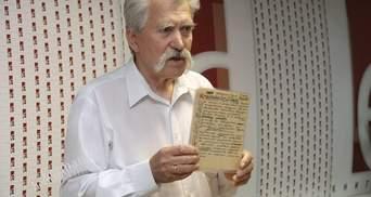Український дисидент Левко Лук'яненко потрапив у реанімацію