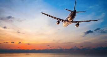 Обнародовано самые непунктуальные авиакомпании в Украине