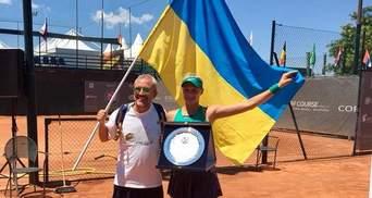 Украинка победила на теннисном турнире в Риме, обыграв в финале россиянку