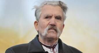 В Киеве началось прощание с Героем Украины Левко Лукьяненко: фото и видео