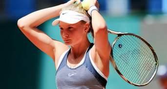 Украинка Ястремская продолжает успешные выступления на престижных теннисных турнирах