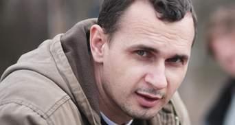 Сенцову виповнилося 42 роки: який подарунок йому приготували активісти по всьому світу