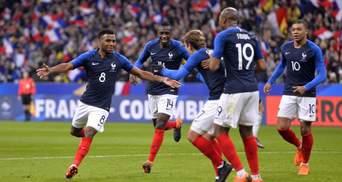 Збірна Франції: все, що потрібно знати про фіналіста ЧС-2018