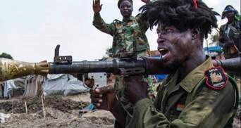 В ООН заборонили постачати зброю до Південного Судану