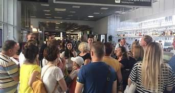 Авиаперевозчик Bravo в очередной раз отличился: украинские туристы снова застряли в аэропорту