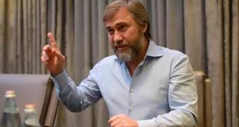 Вадим Новинский: В Украине побеждает партия мира