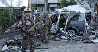 В Кабуле произошел кровавый теракт: много погибших