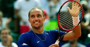 Единственный украинец попал в топ-100 теннисного рейтинга