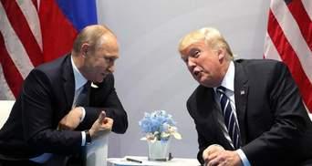 Величезне бажання Трампа хоч про щось домовитись з Путіним вселяє певну тривогу, – політолог