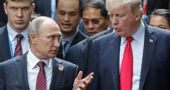 Путін розповів, з якими пропозиціями звернувся до Трампа