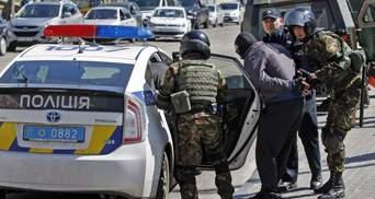 """Задержаны пять человек, причастных к убийству Виталия Олешко """"Сармата"""", – полиция"""
