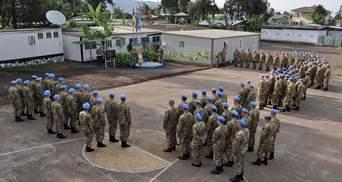 Как украинские миротворцы дали жесткий отпор повстанцам в Конго