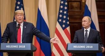 Трамп досі не може відійти від зустрічі з Путіним